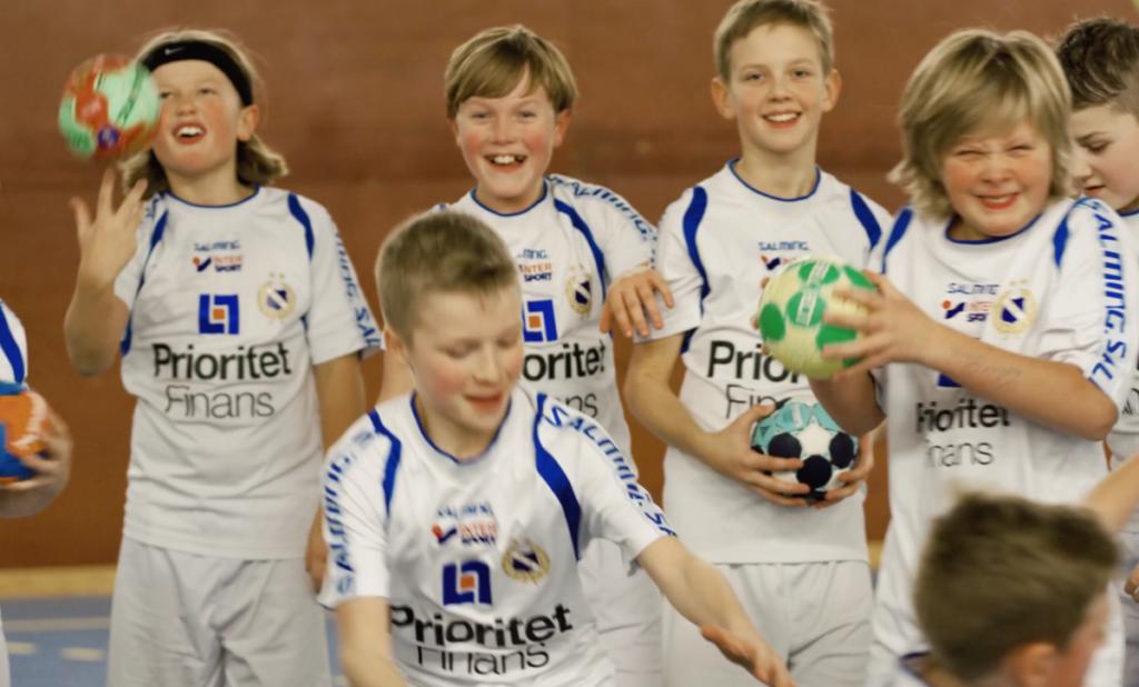 Redbergslids IK med fokus på ungdomar