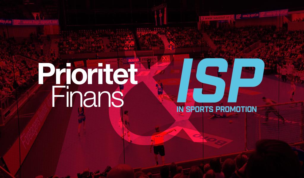 Prioritet Finans & ISP Sport