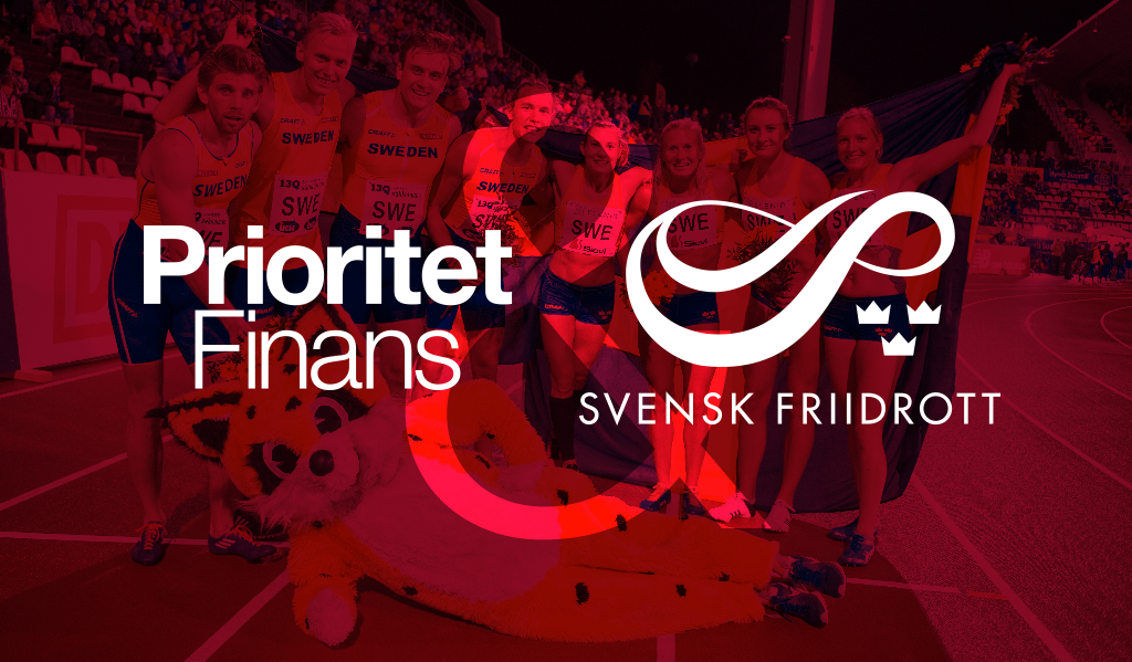 Prioritet Finans & Svensk Friidrott