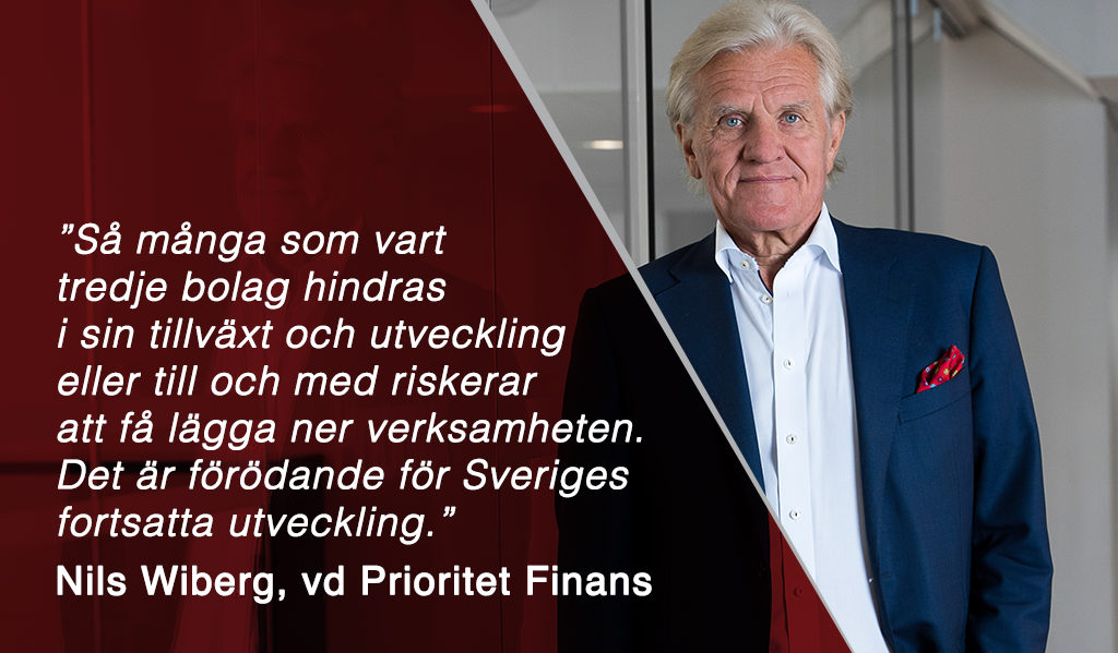 Debattartikel Nils Wiberg mars 2019