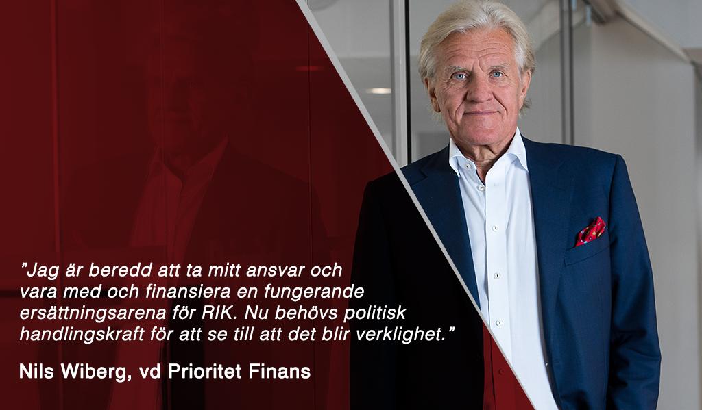 Debattartikel Nils Wiberg, GT