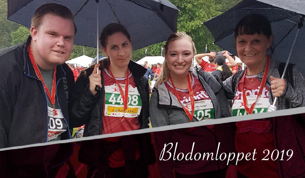 Blodomloppet 2019