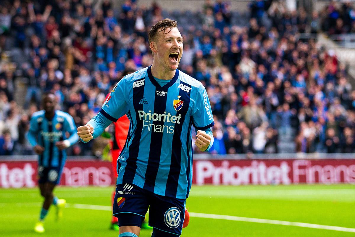 Prioritet Finans och Djurgården Fotboll förlänger sitt samarbete