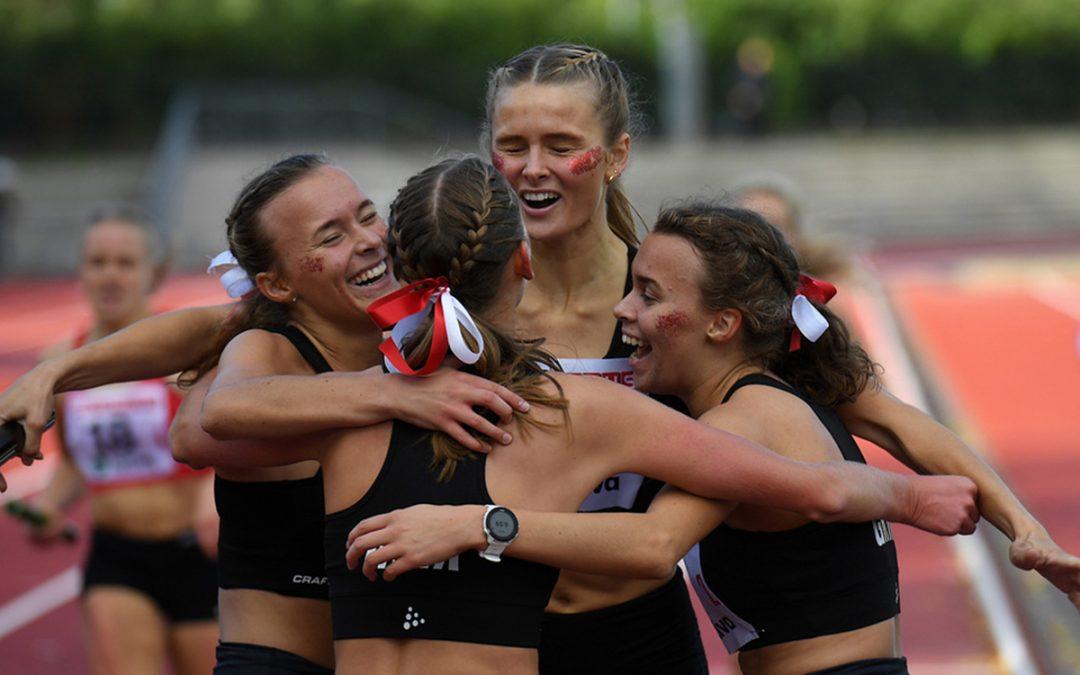Prioritet Finans blir huvudpartner till Göteborgs Kvinnliga Idrottsklubb